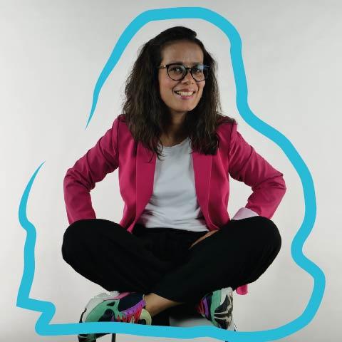 Paula Pinto de Almeida: Coach