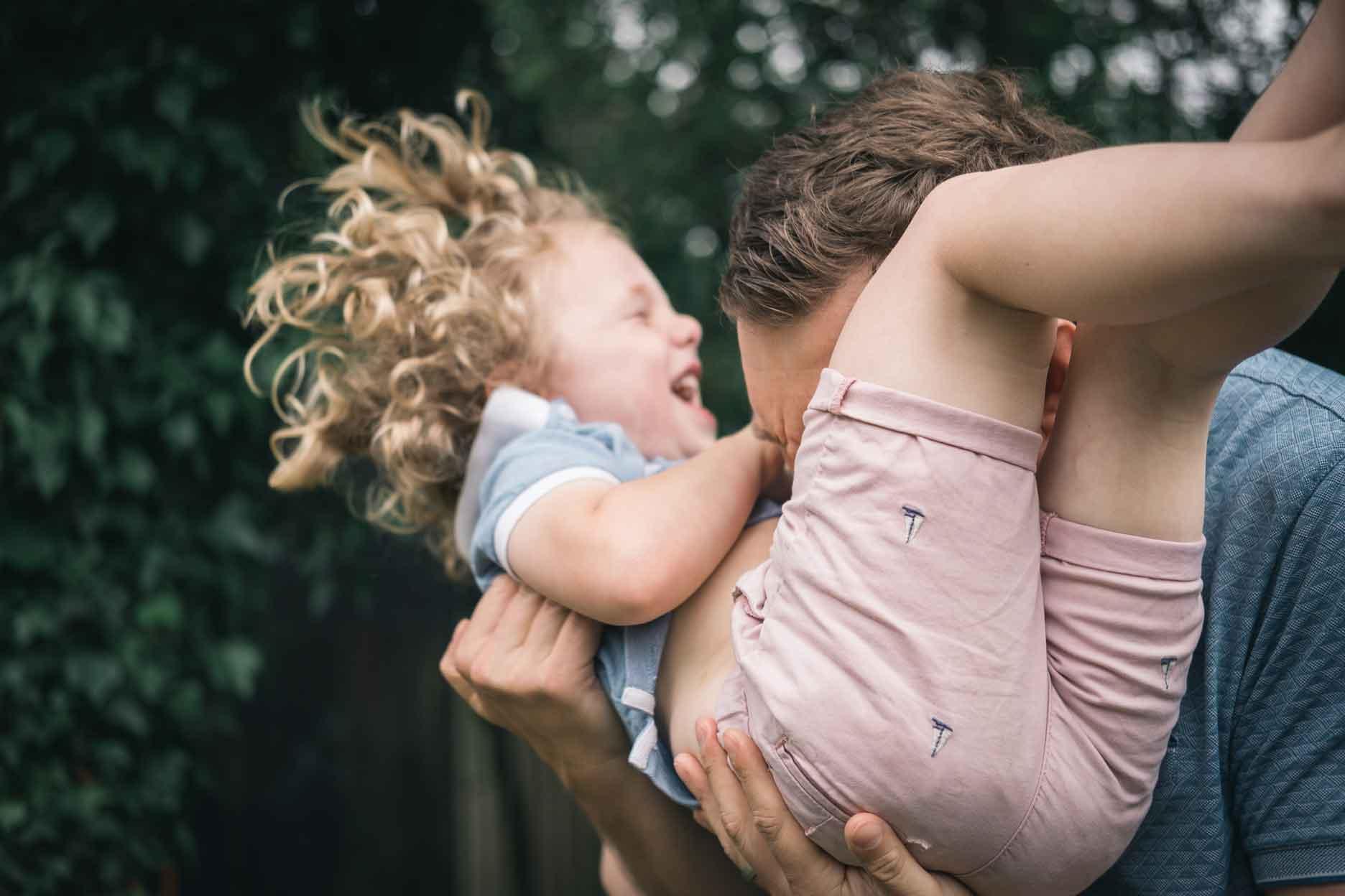relacao com os filhos